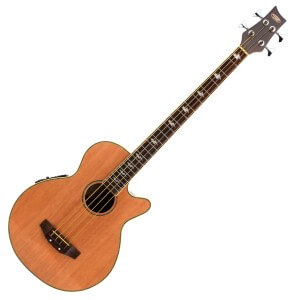 akustische Bass gitarre Classic Cantabile AB-40