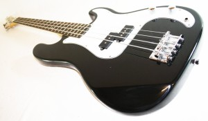 elektrische Bassgitarre MPM