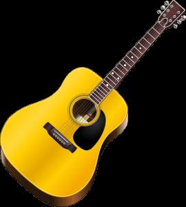 Akustikgitarre Aufbau