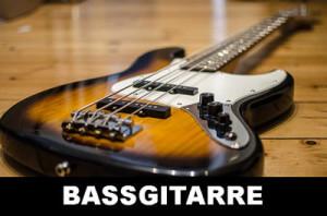 Bassgitarre kaufen