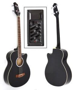 akustische Bass gitarre TS Music Fidelity