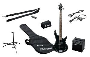 elektrische Bassgitarre Ibanez IJSR190-BK