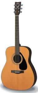 gitarre für Anfänger -Yamaha-F310-Akustikgitarre