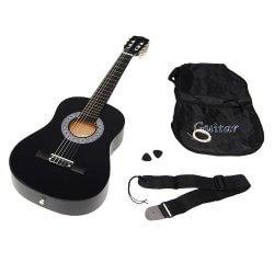 gitarre für Anfänger ts-ideen 3089 kindergitarre