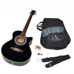 gitarre für Anfänger - ts-ideen Western Style-4-4