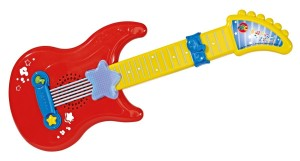 Kindergitarre als Spielzeug