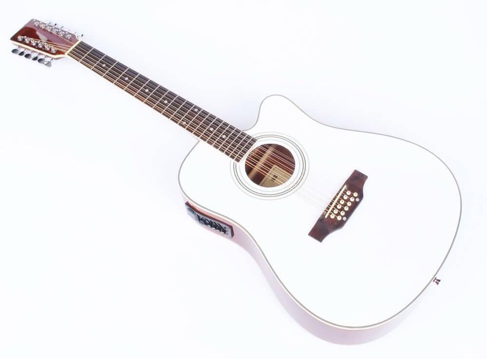 12 saitige gitarre kaufen stimmen und spielen. Black Bedroom Furniture Sets. Home Design Ideas