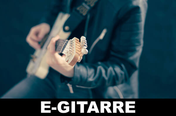 e-gitarren Geschichte