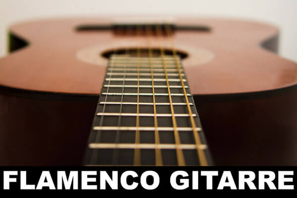 Flamenco Gitarre