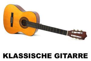 klassische Gitarre kaufen