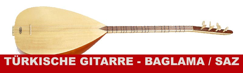 Türkische Gitarre - Baglama / Saz kaufen