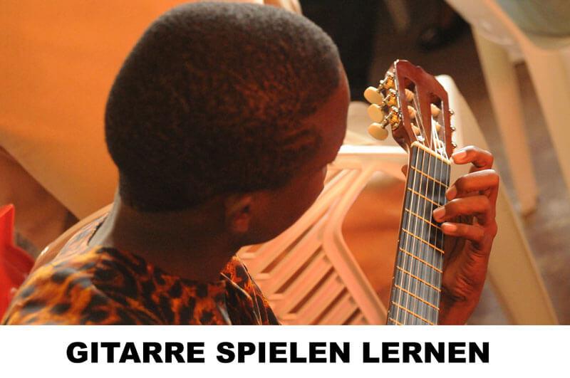 Gitarre selbst lernen für Anfänger