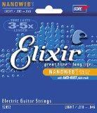 Gitarrensaiten von Elixir für E-Gitarren