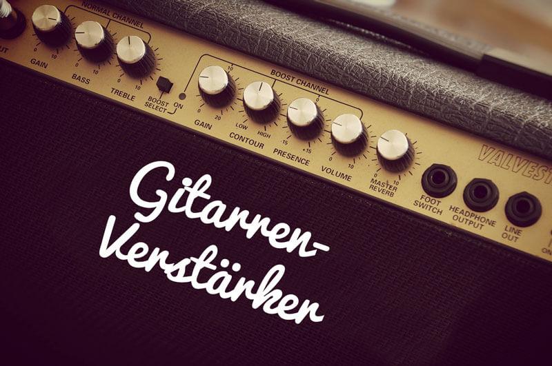 Gitarrenverstärker kaufen