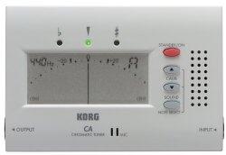 Gitarrenstimmgerät von KORG CA-40