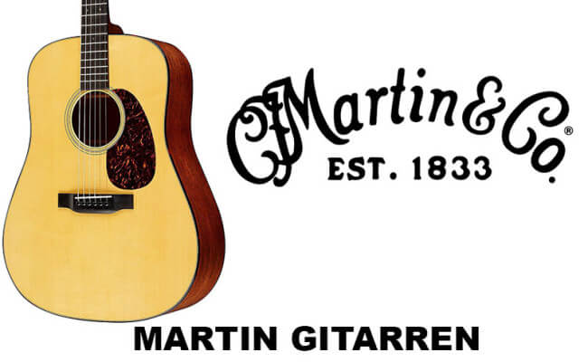 Martin Gitarren kaufen