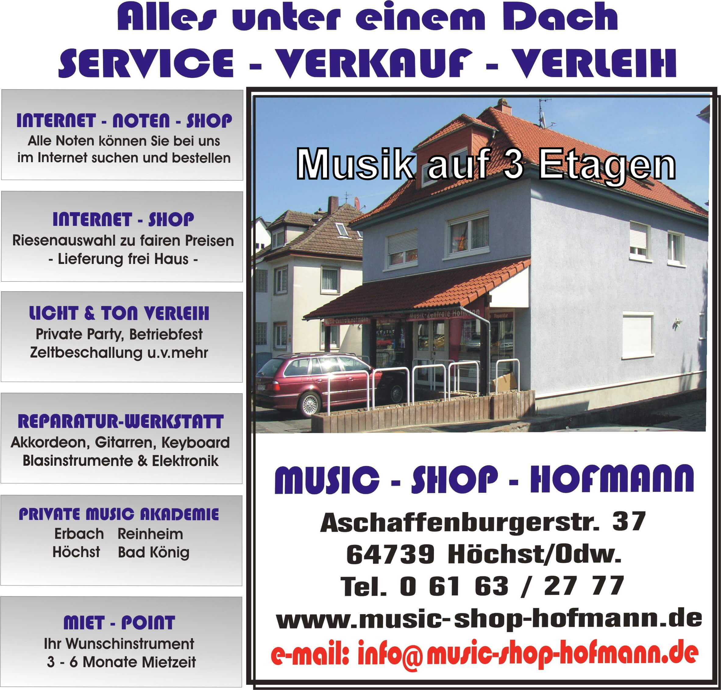 gitarre kaufen frankfurt music shop hofmann gitarre. Black Bedroom Furniture Sets. Home Design Ideas