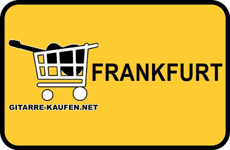 Gitarre kaufen in Frankfurt