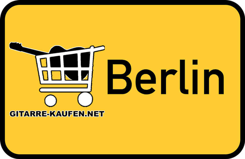 Die beste Gitarre kaufen in Berlin