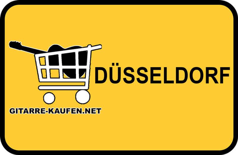 Gitarre kaufen in Düsseldorf