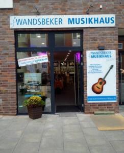 Gitarre kaufen in Hamburg beim Musikhaus Wandsbeker