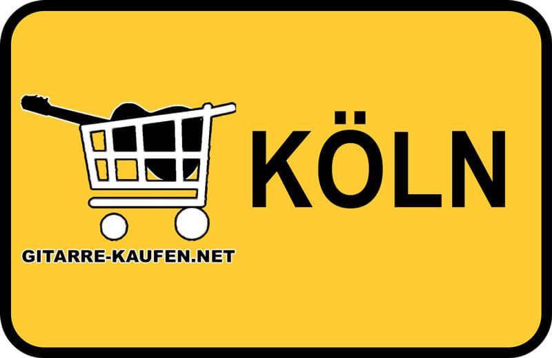 Gitarre kaufen in Köln