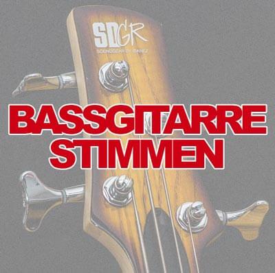 Bassgitarre stimmen online ohne Stimmgerät