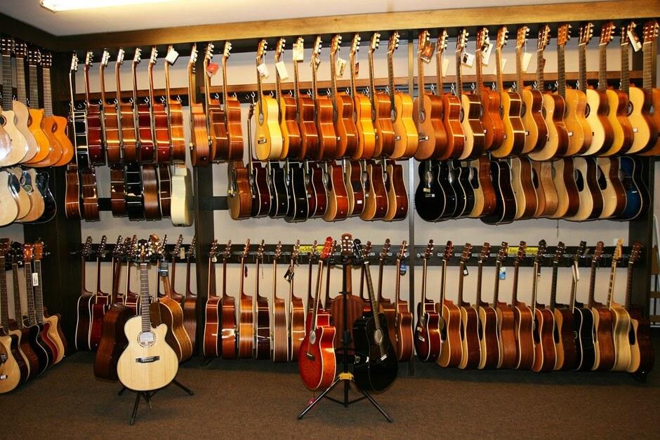 Gitarrenladen München Musikhaus Freising