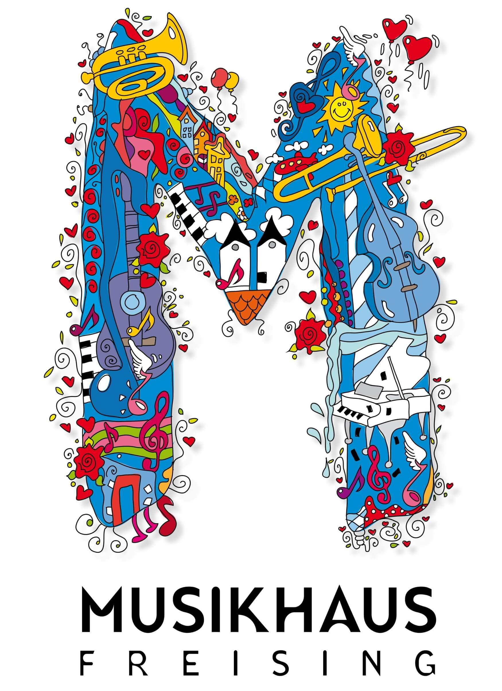 Gitarrenladen München LogoMusikhaus