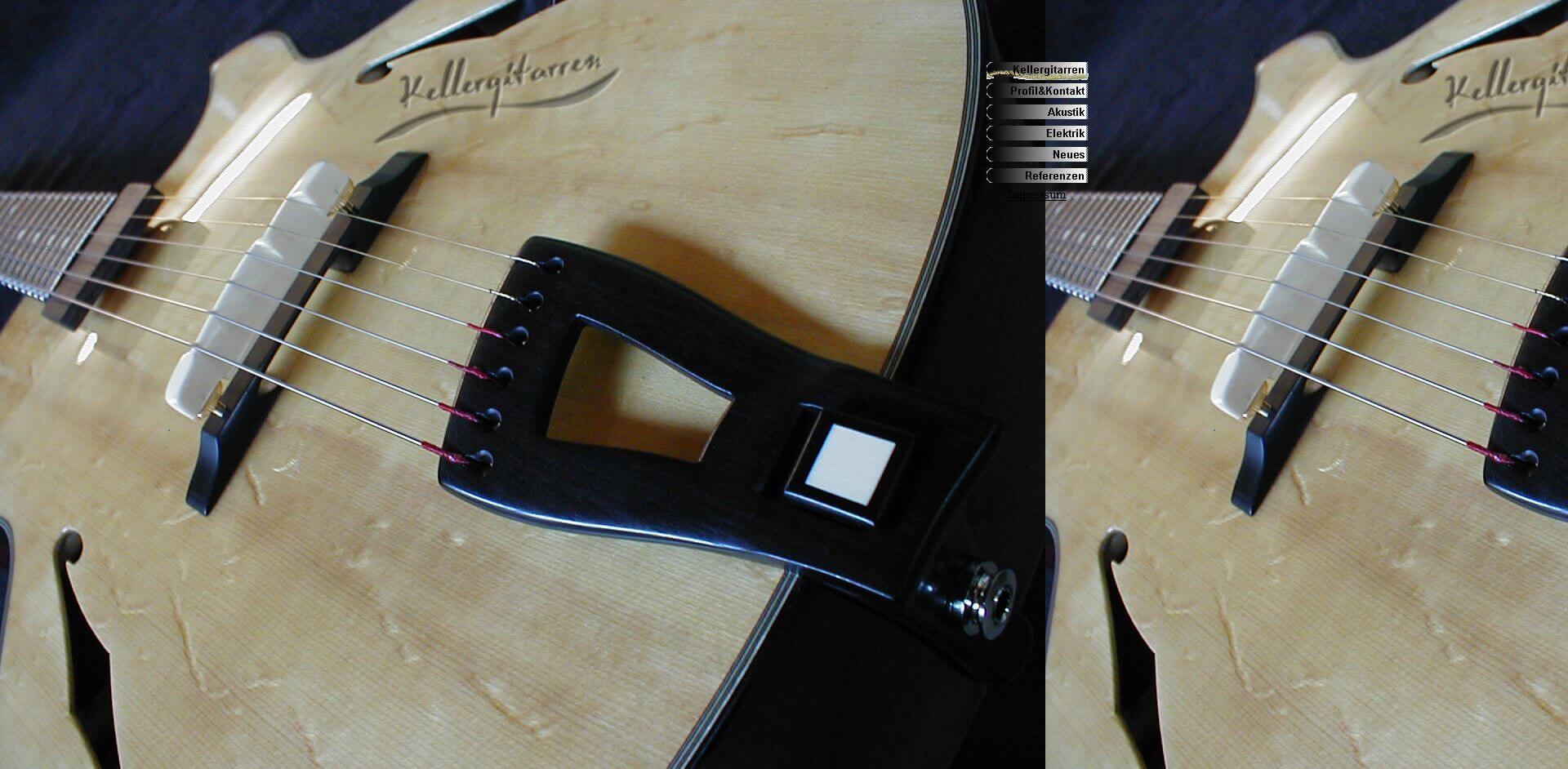 Gitarrenladen München Kellergitarren
