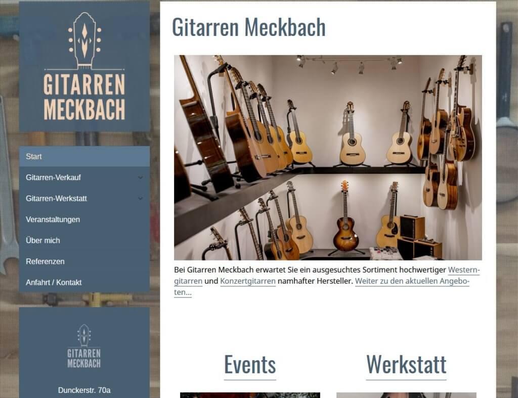 Gitarre Kaufen Berlin Gitarre Meckbach Gitarrenladen