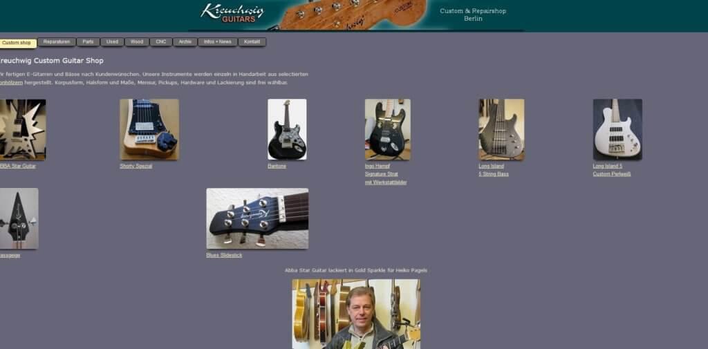 GItarre Kaufen Berlin Keuchwig Gitarrenladen