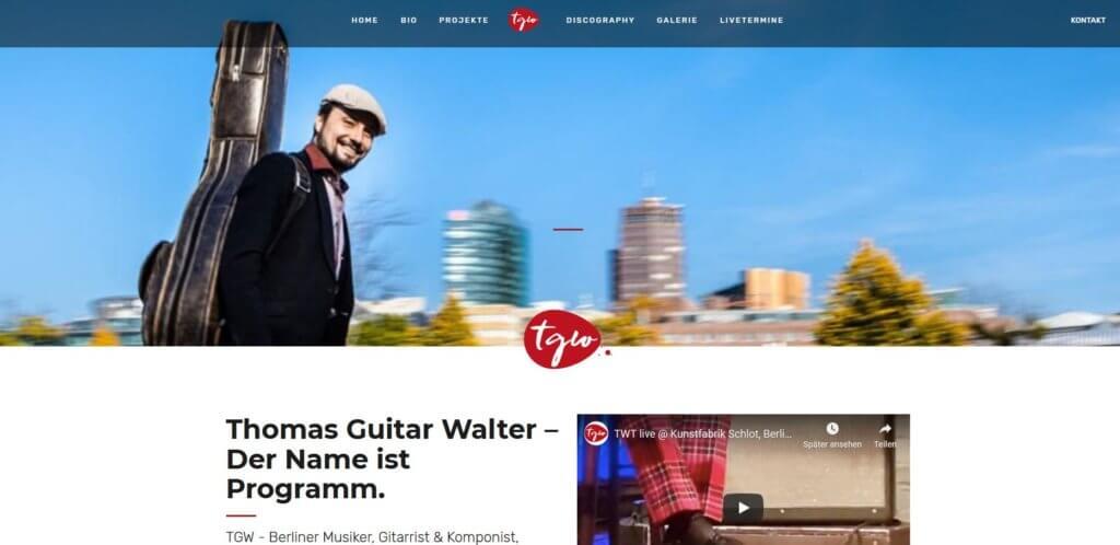 Gitarre Kaufen Berlin Thomas Gitarr