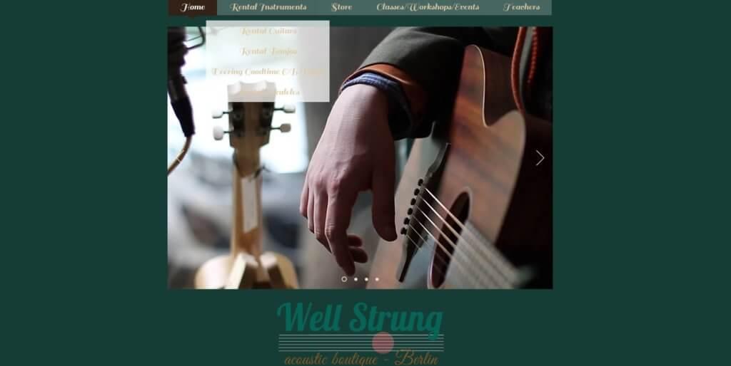 Gitarre Kaufen Berlin Wellstrungberlin Gitarrenladen