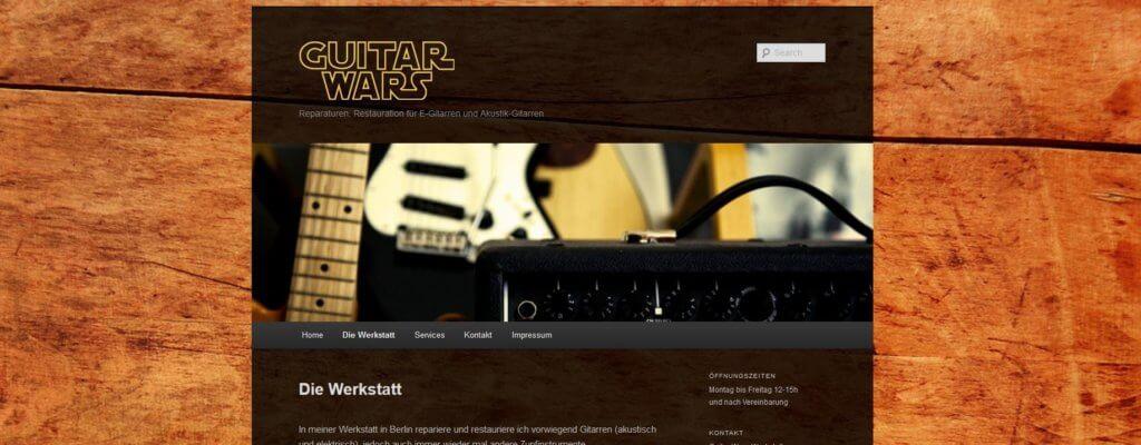 Gitarre Kaufen Berlin Guitar Wars Gitarrenladen