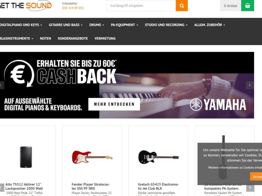 Gitarre Kaufen Berlin Get the Sounf Gitarrenladen