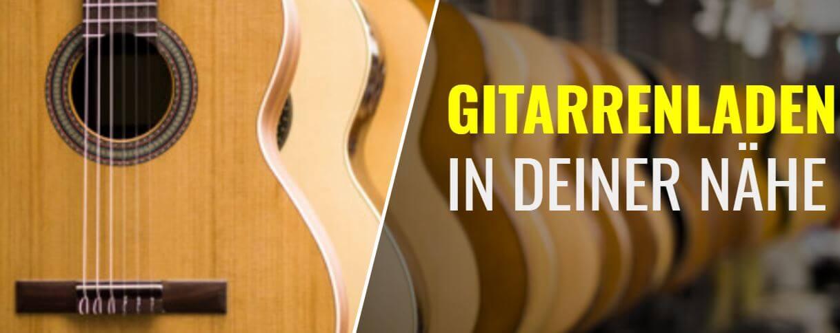 Gitarre kaufen in der Nähe