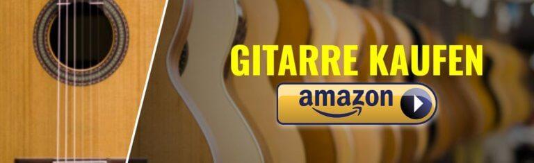 Gitarre kaufen online auf Amazon