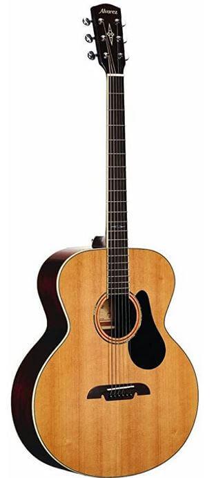 Bariton Gitarre Alvarez ABT60