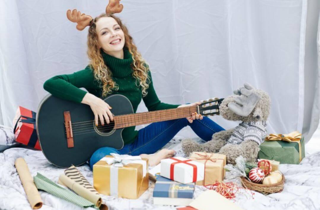 Weihnachtsgeschenke für Gitarren-Fans